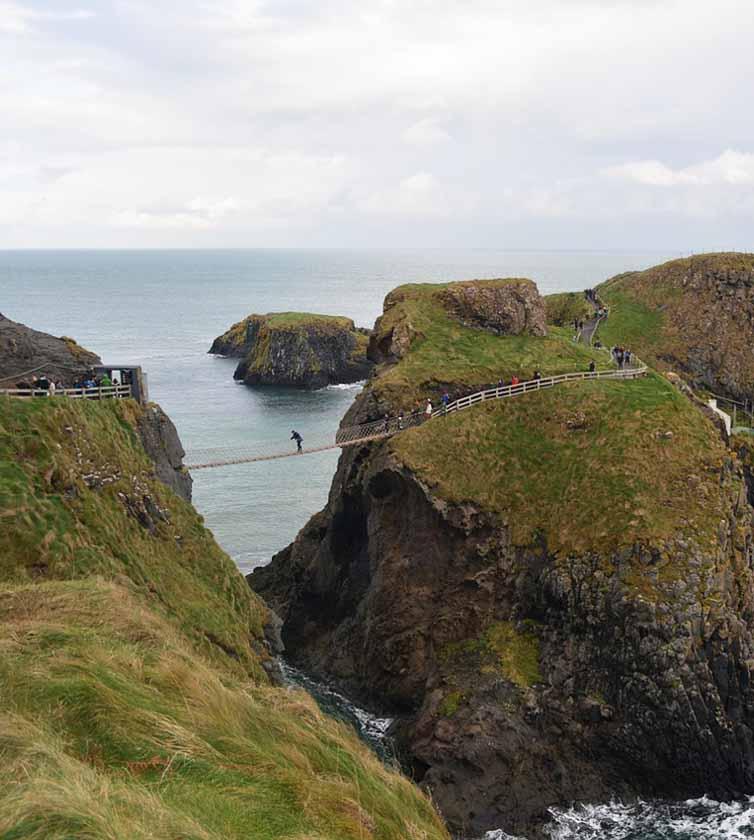 Irlanda in solitaria