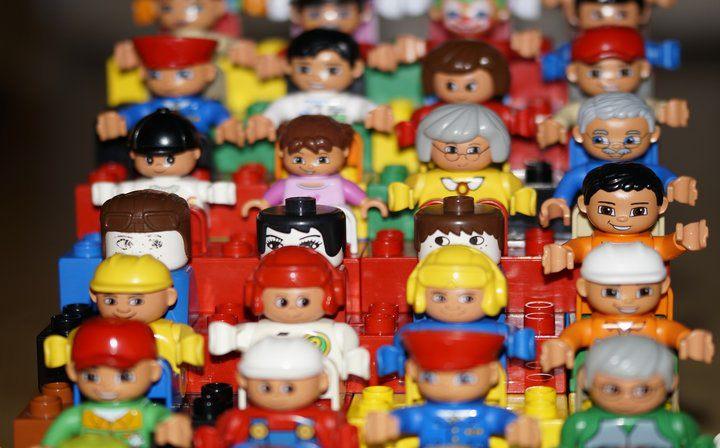 Lego : anche al femminile