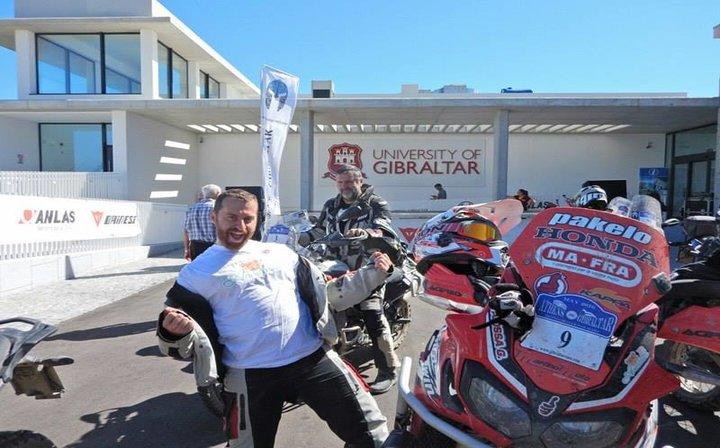 Aiossa: Gibraltar race e tour Penisola Iberica